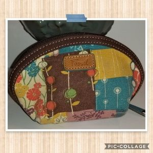 Fossil Cosmetic Bag